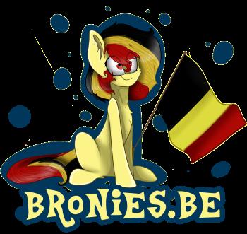 Welcome at the Bronies @ Belgium website!