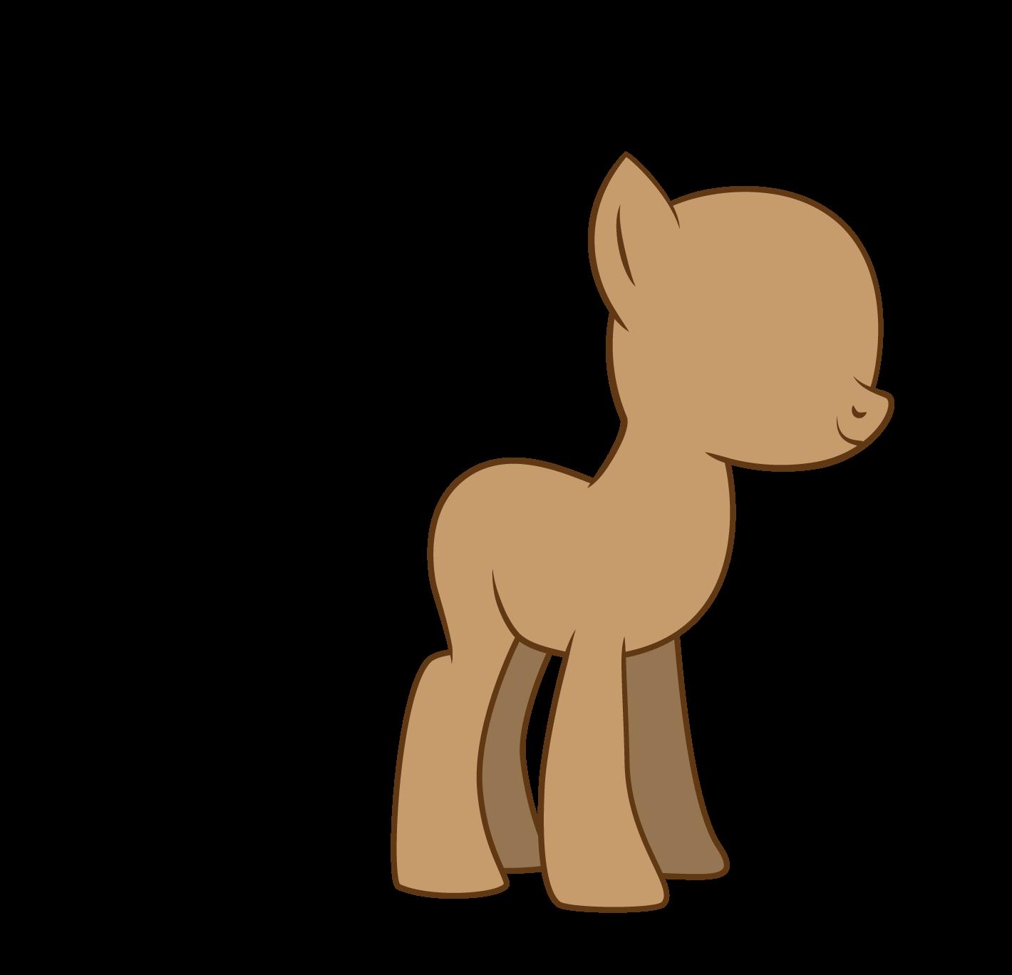 Pony onderdeel